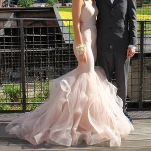 I am selling my prom dress from Terani couture!